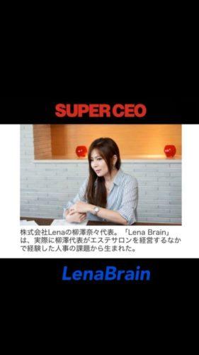 人材管理LenaBrain システム
